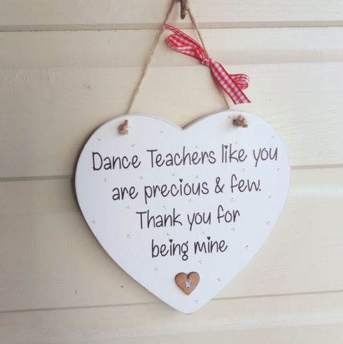 Dance Teachers Precious And Few Heart